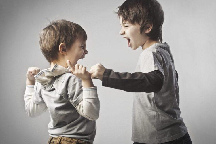 agressive child
