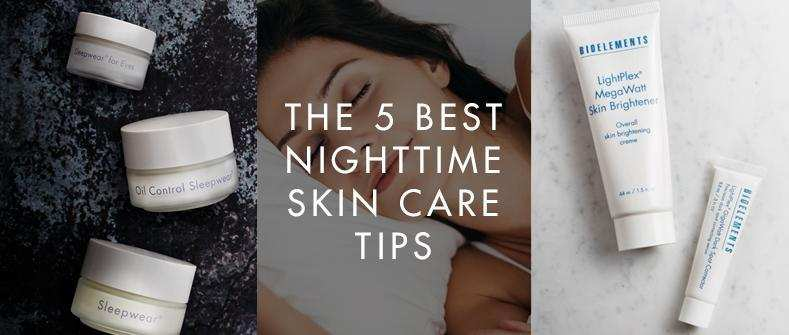 5 best skincare daily routine banner