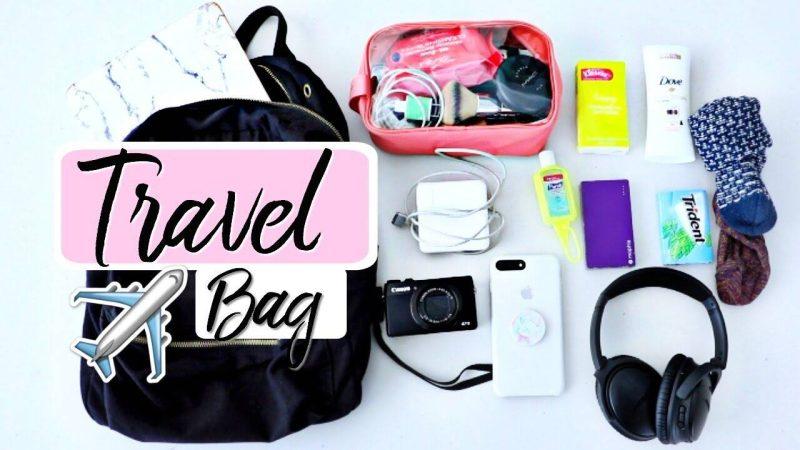 Travelling Bag Essentials