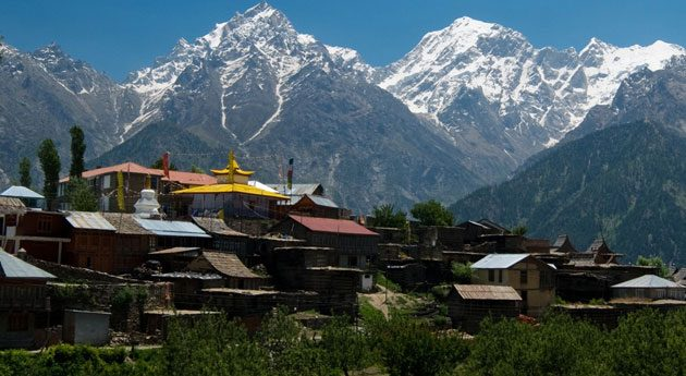 Chitkul and Kalpa in Himachal Pradesh