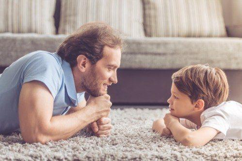 dad bonding