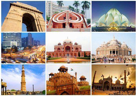 Delhi visiting place
