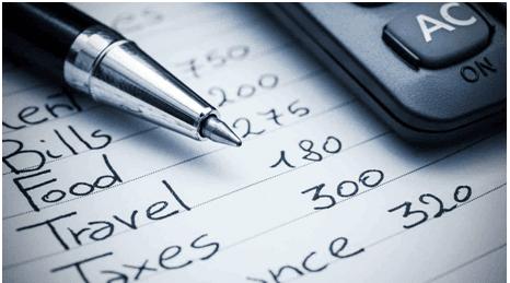 Budget finance-6