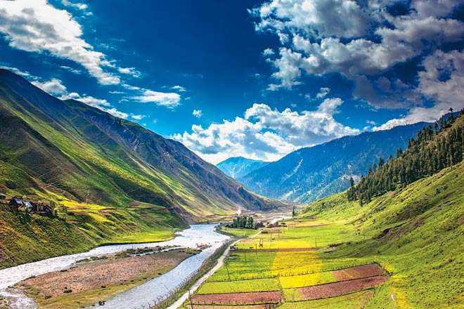 Jammu, and Kashmir