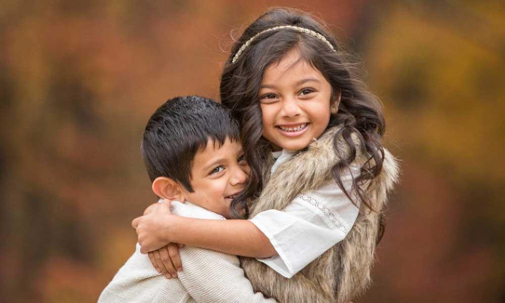 Siblings share intuitive feelings