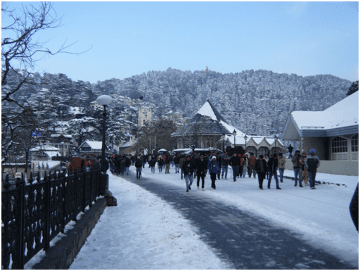Shimla – The Queen of Hills
