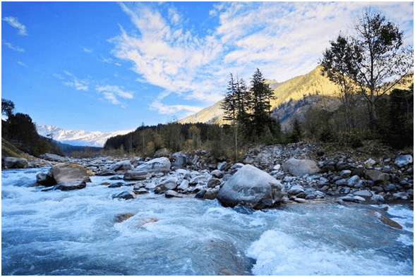 Manali – An Earthly Heaven