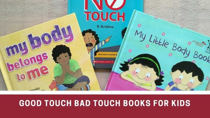 Good Touch Bad Touch Books
