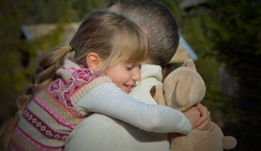 single dad raising daughter