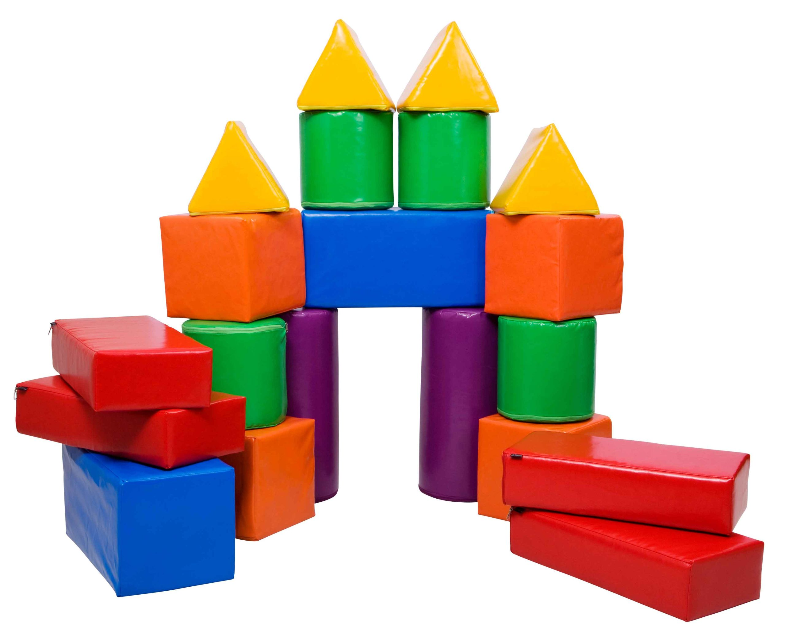 Construct and use legos