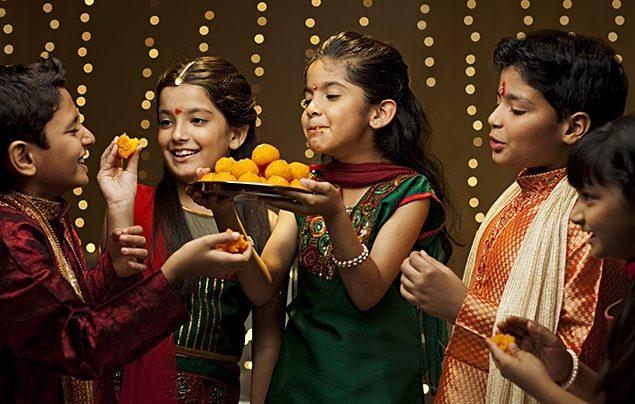 kids-diwali