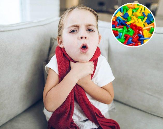 choking in kids