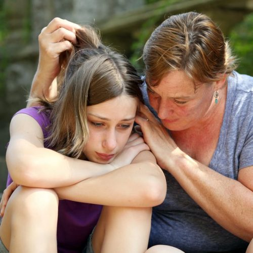 children emotionally strong
