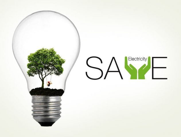 Save electricity-1