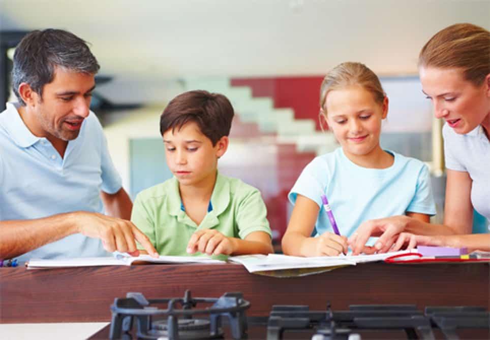homework parents