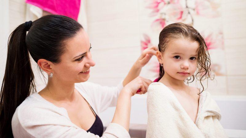 kids hair oil