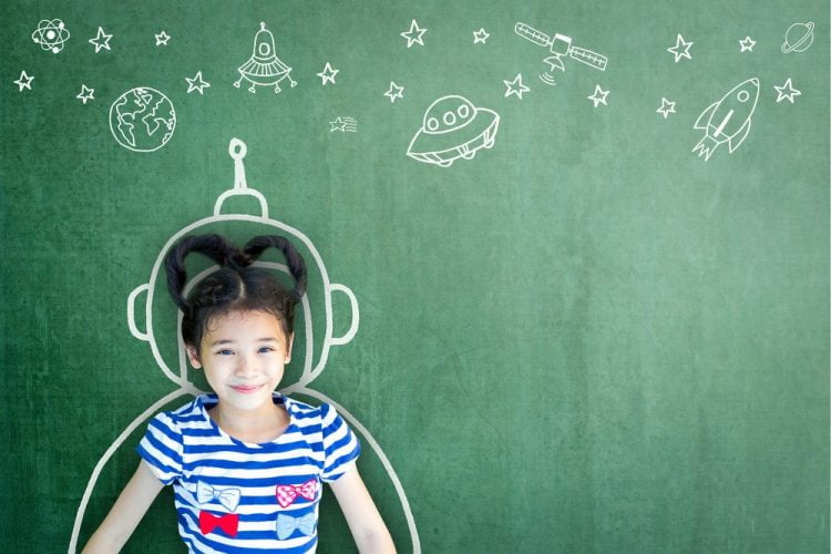 kids imagination