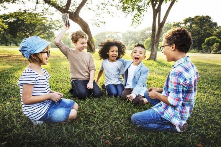 kids outdoor games