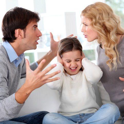 kids parents argument