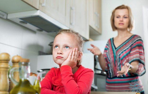 nagging kids