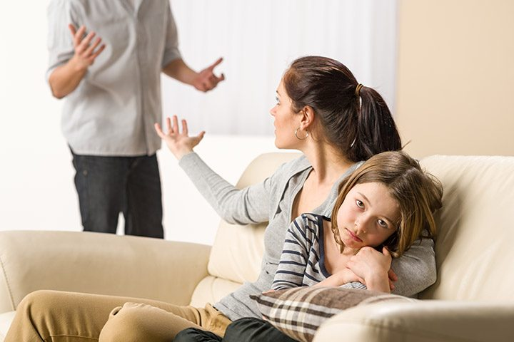 Physical violence or verbal abuse