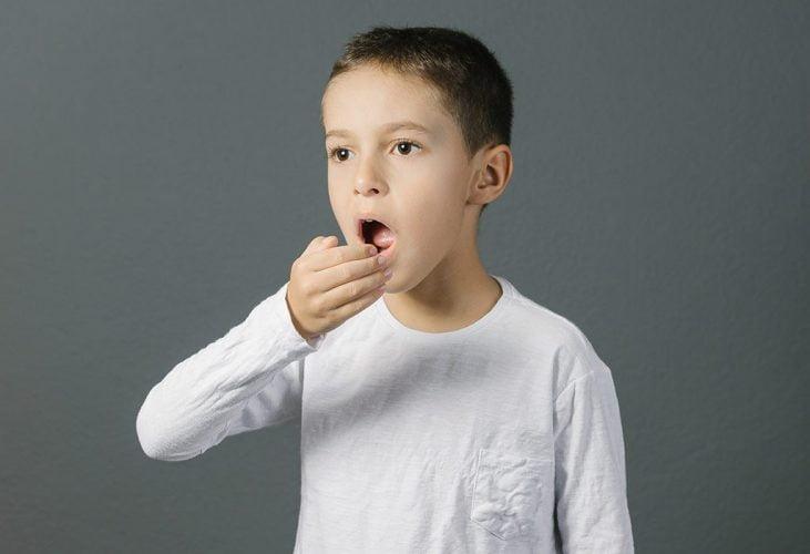 Kids Bad Breath