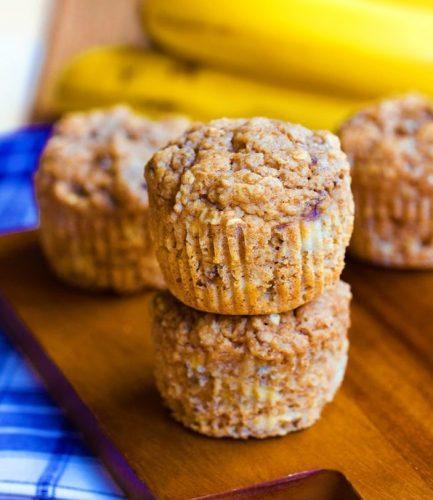 banana muffins Snacks Recipes