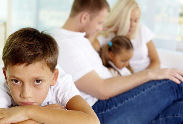 Parents Favouritism