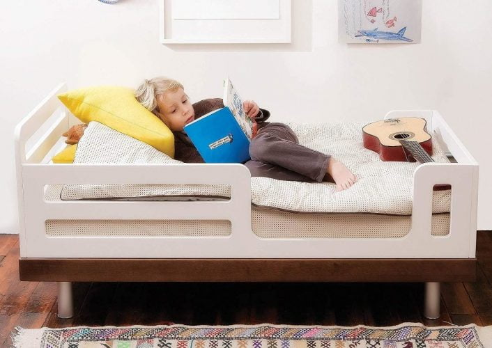 kids sleeping area