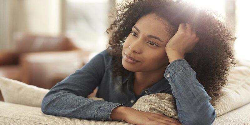 women worry about pregnancy symptoms