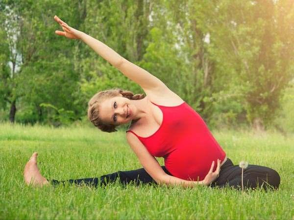 healthy pregnancy Exercises