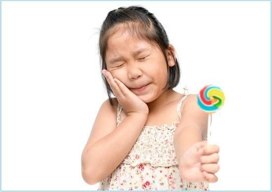 Kids Sensitive teeth