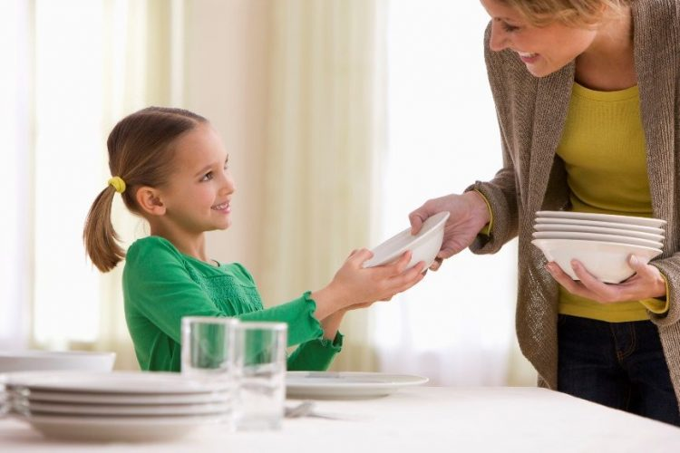 Appoint task to build your child's confidence