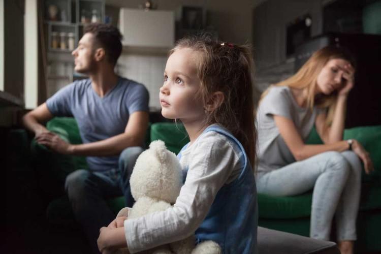 Kids Seaparation Post Divorce