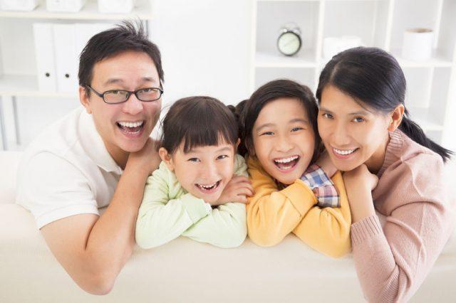 Kids Parents Relationship