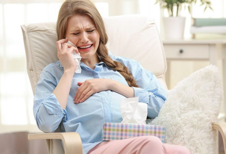 Pregnancy Depression