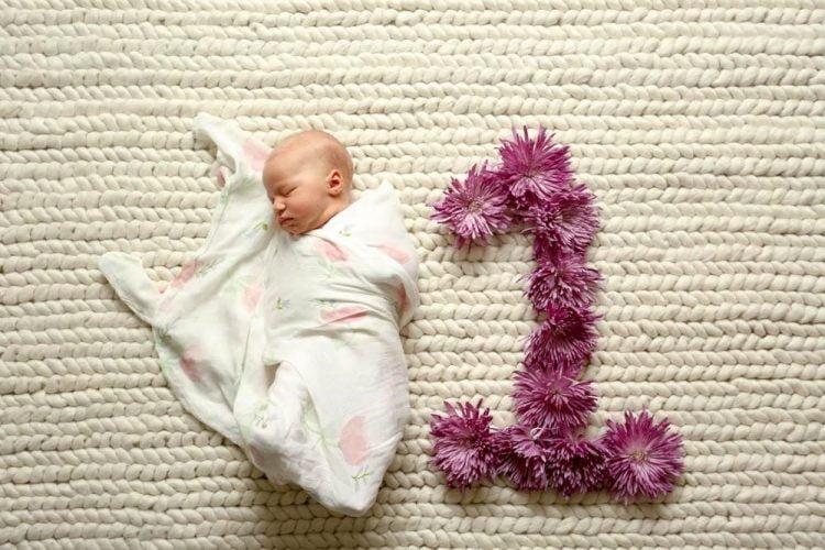 One month Baby