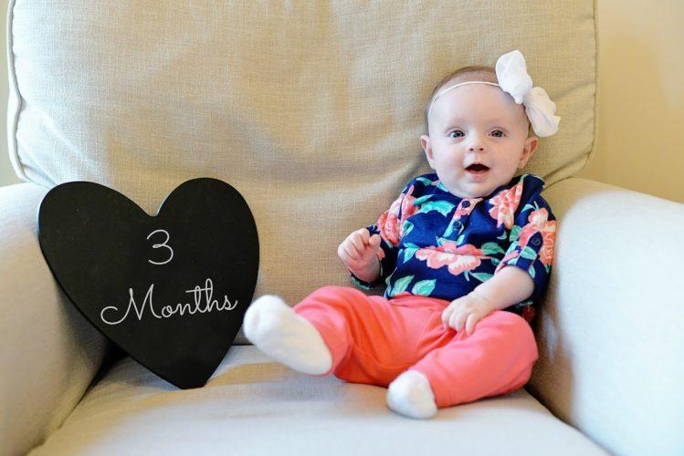 3 months Baby