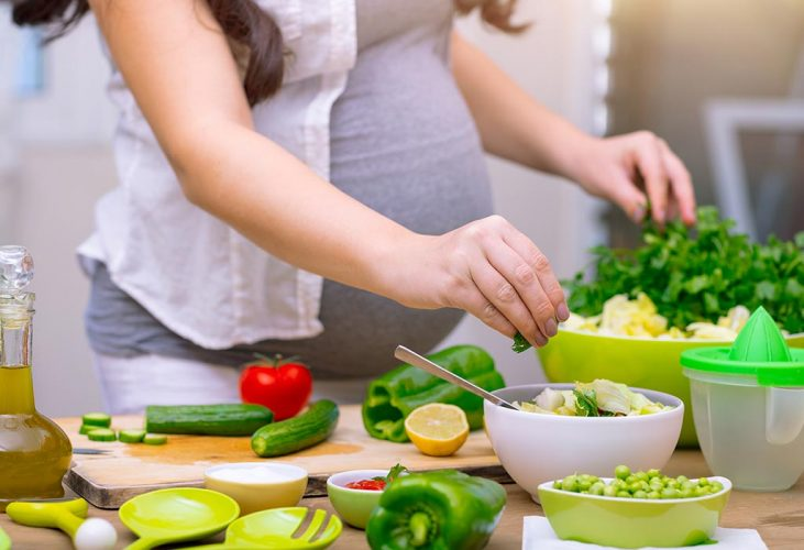 Vegan MOm During pregnancy