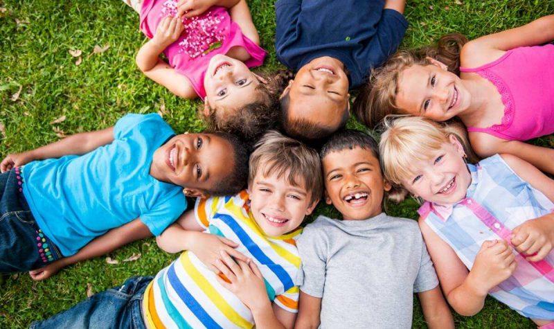 Friendship in Kids