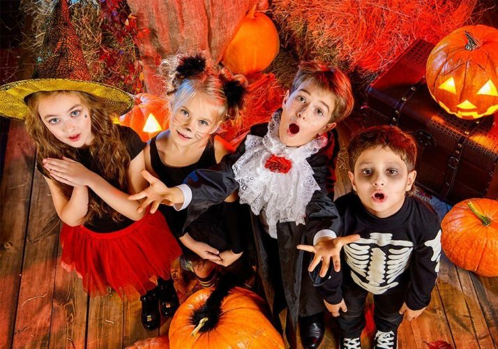 Halloween Celebrations For Kids
