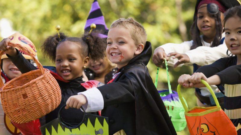 Halloween Celebrations For Kids