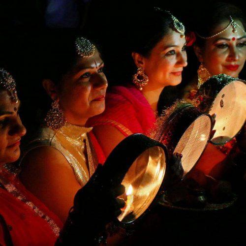 karva chauth rituals