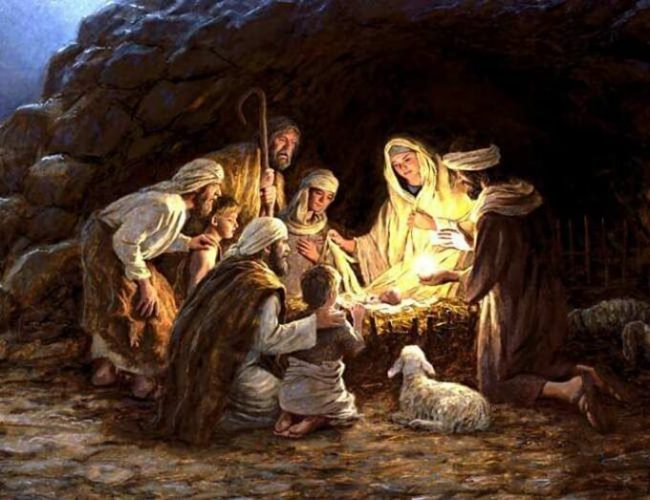 Story Behind Christmas