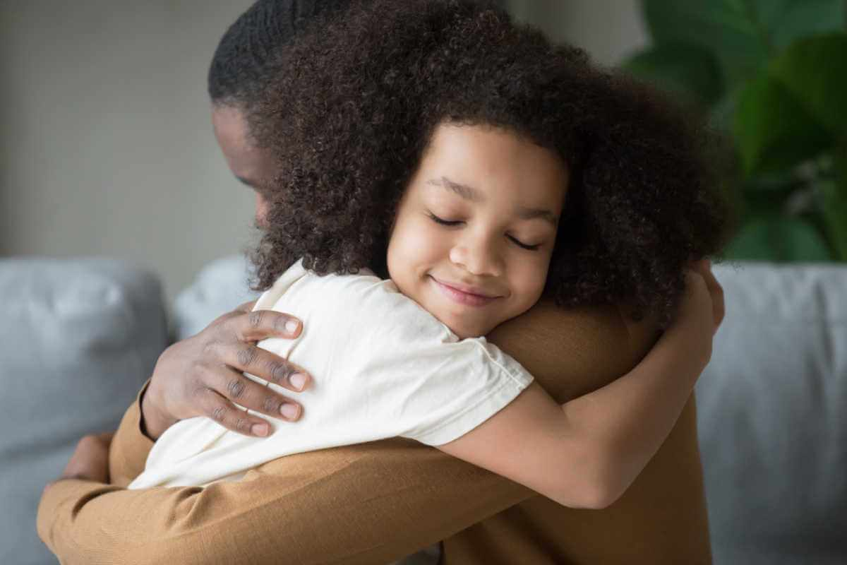 Love Languages for kids: Physical Touch