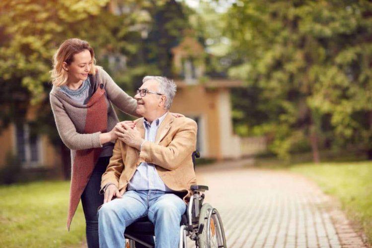 Old parents