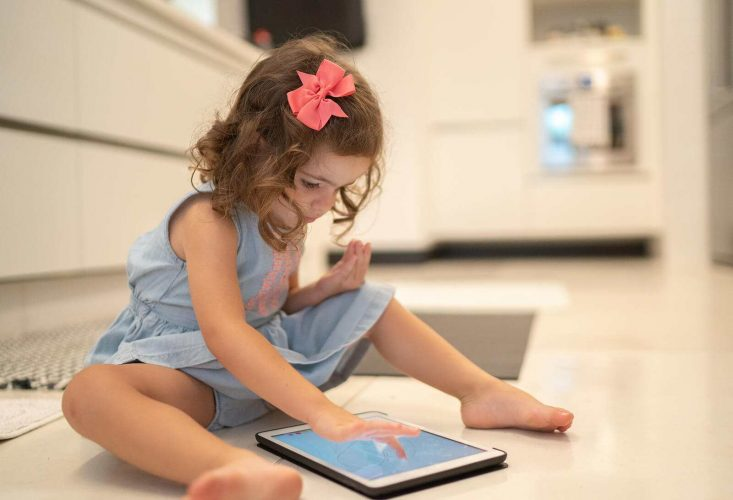Toddlers Friendly Educational App
