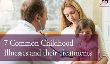 Common Childhood Illness And Treatments