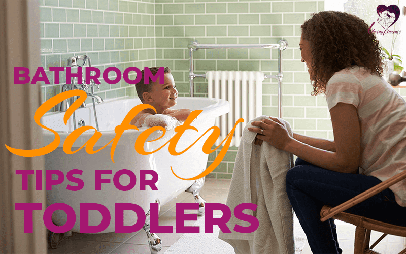 Bathroom Safety Tips for Toddlers Every Parent Must Know