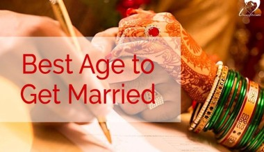 Best age to get married and have kids